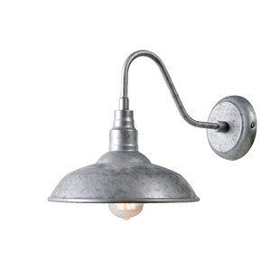 Aurelia 1-Light Outdoor Barn Light By Laurel Foundry Modern Farmhouse Outdoor Lighting