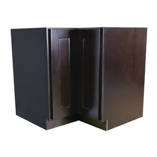 Brookings Lady Susan 34.5 x 36 Corner Cabinet by Design House