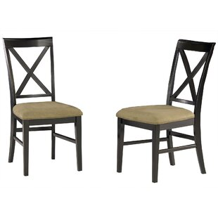 Harvel Solid Wood Dining Chair (Set of 2)..