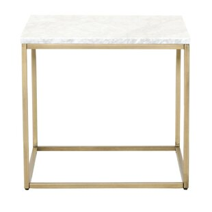 Rosado End Table by Everly Quinn Find