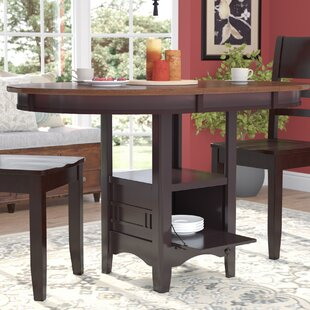 Sinkler Counter Height Drop Leaf Dining Table by Darby Home Co Wonderful