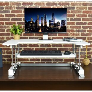 Vivo Adjustable Standing Desk Converter