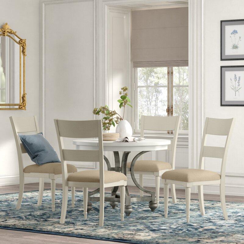 Kelly Clarkson Home Jaclin 5 Piece Extendable Dining Set Reviews Wayfair