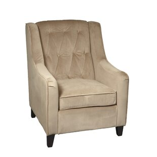 Rosemead Armchair by World Menagerie Wonderful