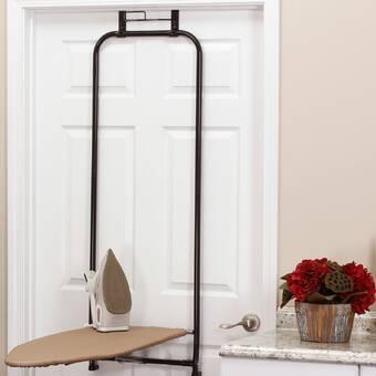 Home Basics Folding Freestanding Ironing Board & Reviews | Wayfair