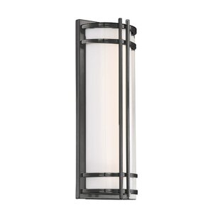 Skyscraper LED Outdoor Flush Mount