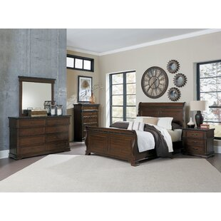 Donnelly Sleigh Configurable Bedroom Set
