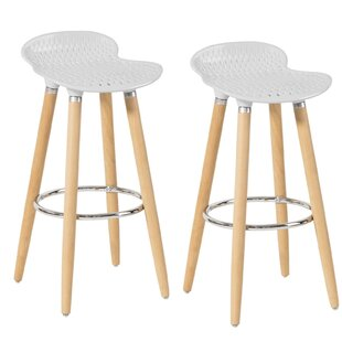 Guerrero 72cm 2 Piece Bar Stool Set (Set Of 2) By Norden Home