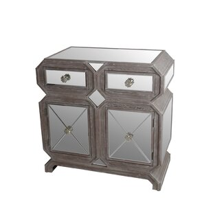 Brady 2 Door Accent Cabinet by House of Hampton