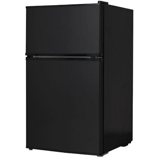 20-inch 3.1 cu. ft. Undercounter Compact Refrigerator with Freezer by Keystone