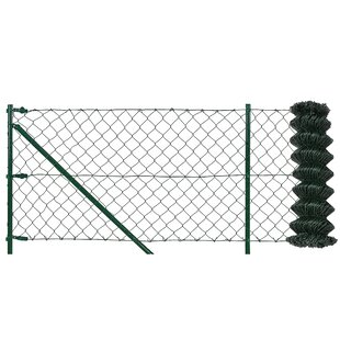 Samford Wire/Mesh Fence 15m X 1m By Sol 72 Outdoor