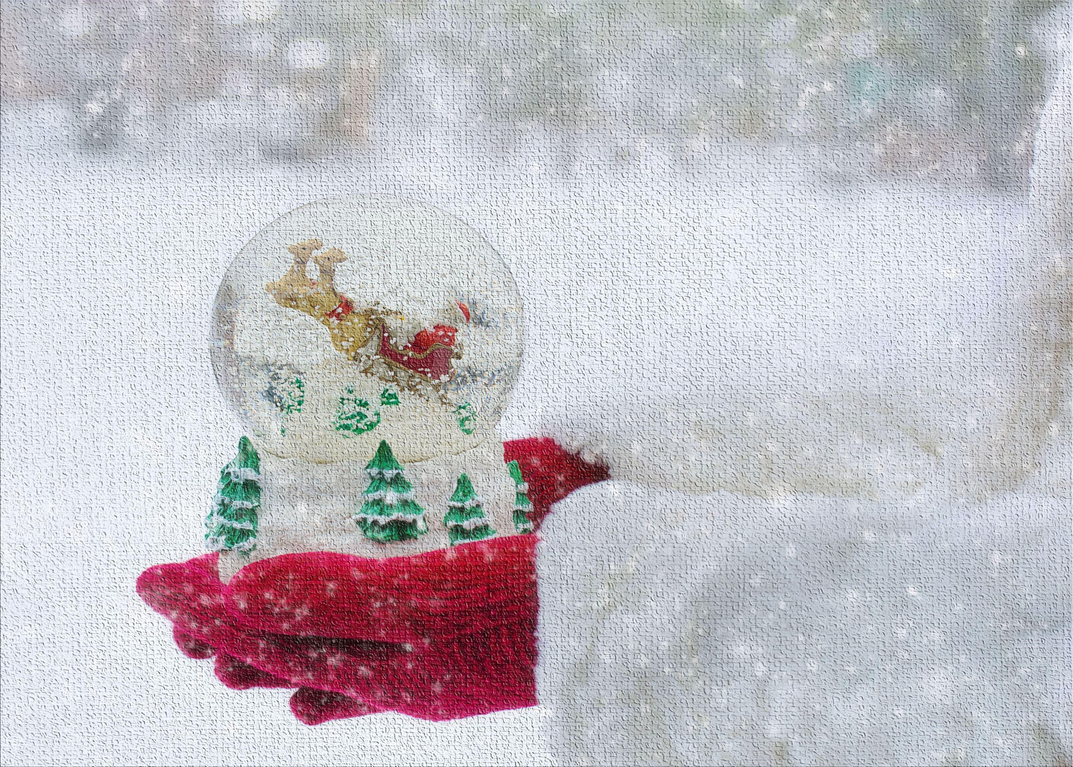 East Urban Home Snow Globe White Area Rug Wayfair