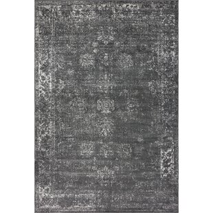 Brandt Dark Gray Area Rug
