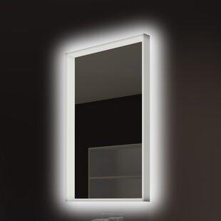 Paris Mirror Acrylic Illuminated Bathroom/Va..