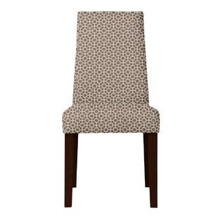Ebern Designs Samara Parsons Chair (Set of 2)