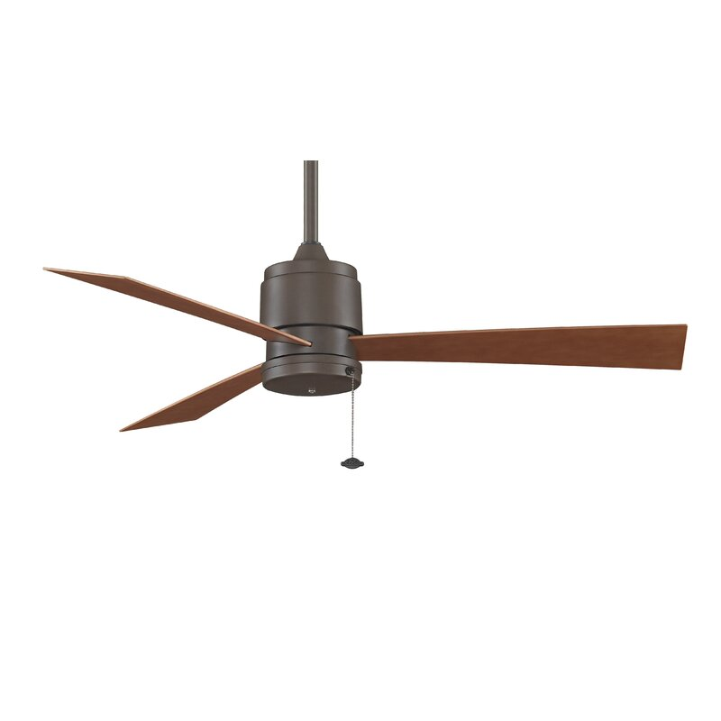 Fanimation 52 zonix 3 blade ceiling fan reviews wayfair 52 zonix 3 blade ceiling fan aloadofball Choice Image