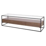 Nobles TV Stand by 17 Stories