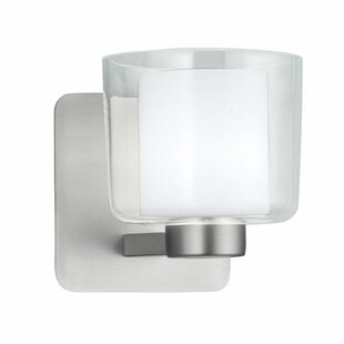 Kurtz 1-Light Bath Sconce by Ebern Designs