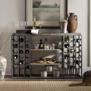 Studio 7H 36 Bottle Floor Wine Cabinet