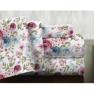 Sylvan 100% Cotton Flannel Sheet Set