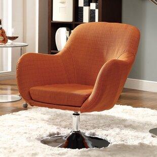George Oliver Duchene Newfangled Barrel Chair
