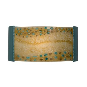 ReFusion Ebb and Flow 1-Light Wall Sconce