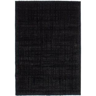 Guide to buy Purmerend Black Area Rug ByBrayden Studio