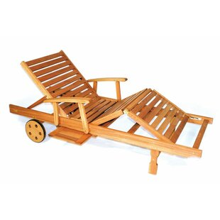 Lovage Sun Lounger By Sol 72 Outdoor