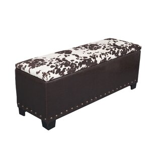 American Furniture Classics Fabric Storage Bench