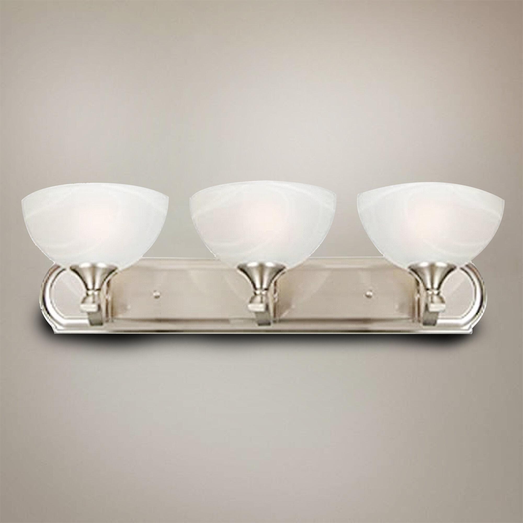 Aa Warehousing Rick 3 Light Vanity Light Wayfair