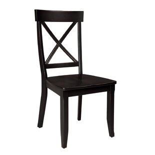 Standridge Solid Wood Dining Chair (Set of 2)