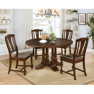 Nunnally 5 Piece Dining Set