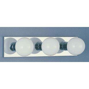 3-Light Bath Bar by Volume..