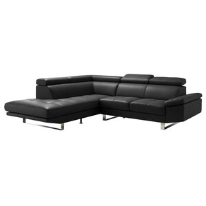 Marla Reclining Sectional by Orren Ellis