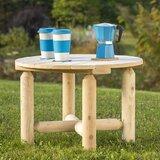 Humnoke Solid Wood Coffee Table