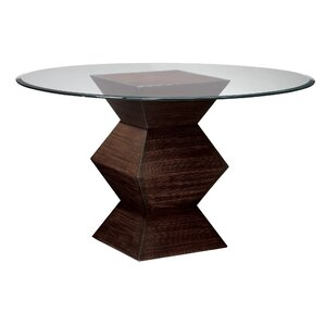 Foxx Zebrano Coffee Table by World Menagerie