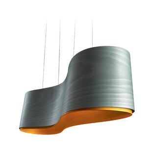 LZF New Wave 2-Light Novelty Pendant
