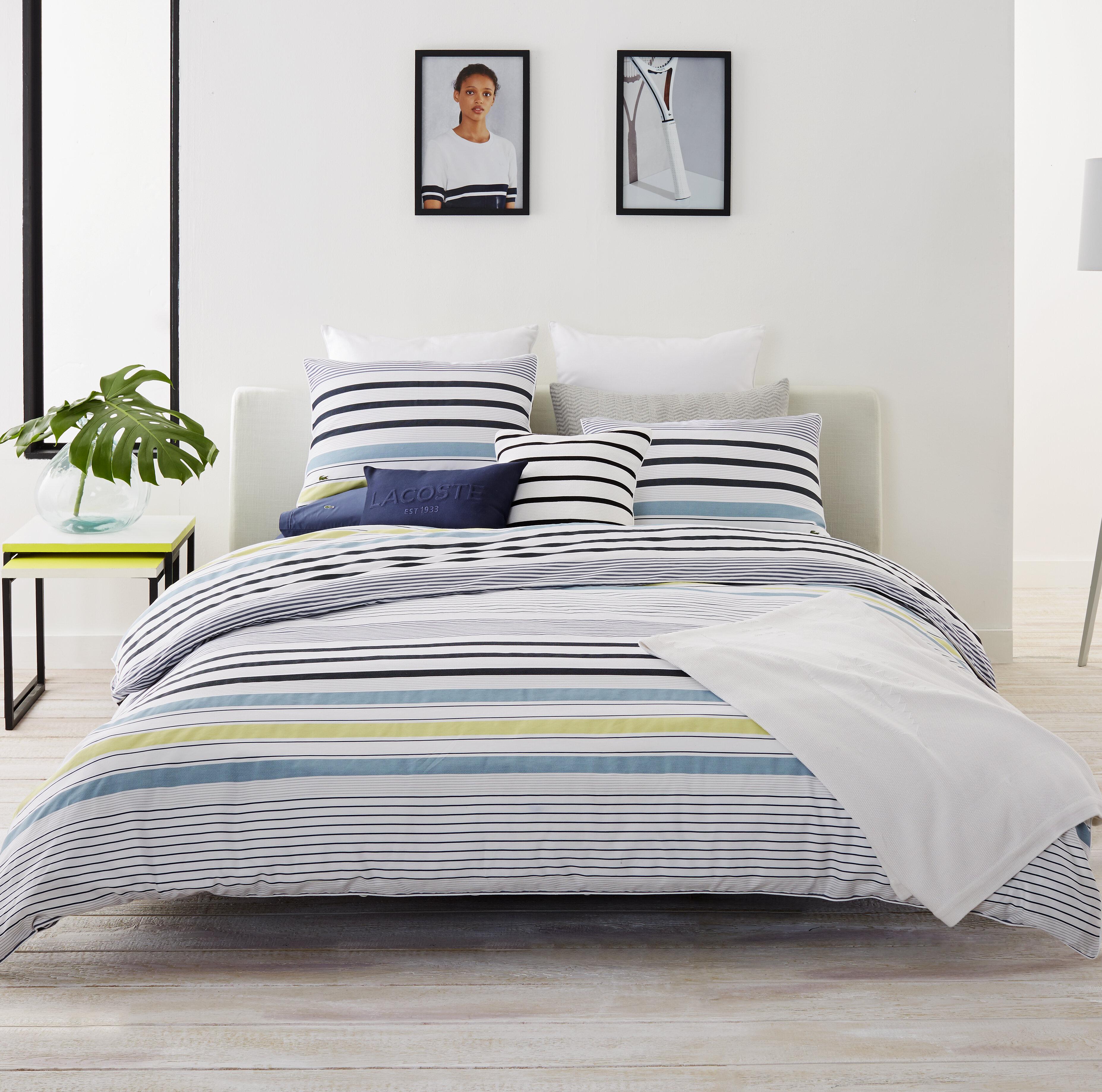 King Lacoste Antibes Comforter Set