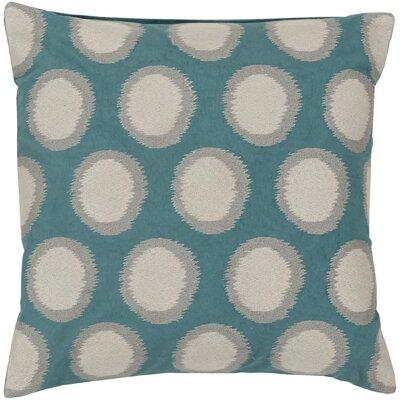 Marvelous Ebern Designs Lobos Pretty Polka Dot Linen Throw Pillow Size Machost Co Dining Chair Design Ideas Machostcouk