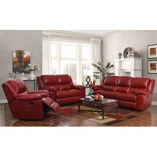 Durante Power  Reclining Configurable Living Room Set By Red Barrel Studio