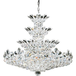 Schonbek Trilliane 30-Light LED Crystal Chandelier