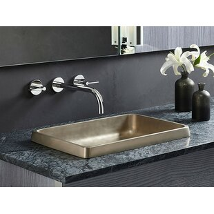 Kallista One™ Wall Mounted Bathroom Faucet