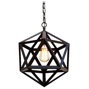 Bloodworth 1-Light Mini Pendant by Ivy Bronx