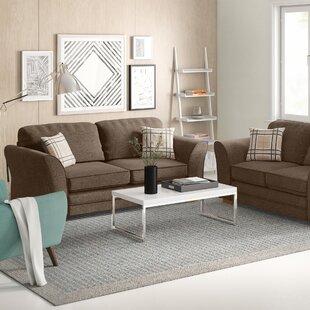Annabella 2 Piece Sofa Set By Zipcode Design