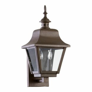 Irina 2-Light Outdoor Sconce by Alcott Hill