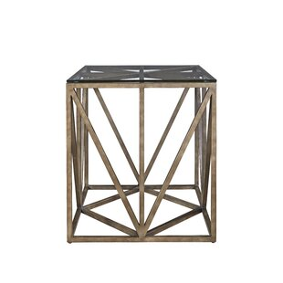 Gracie Oaks Wellison End Table