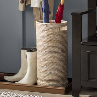 The Twillery Co. Maguire Umbrella Stand with Water Catch