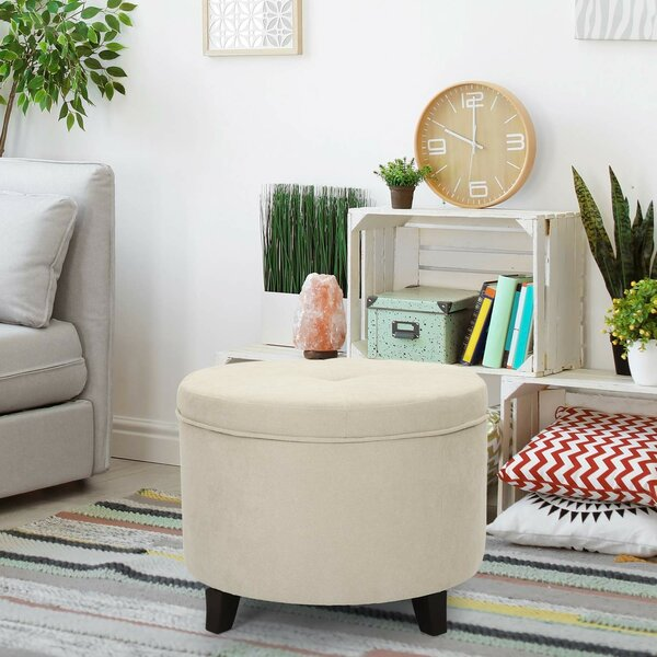 Groovy Lid Storage Ottoman Wayfair Gmtry Best Dining Table And Chair Ideas Images Gmtryco