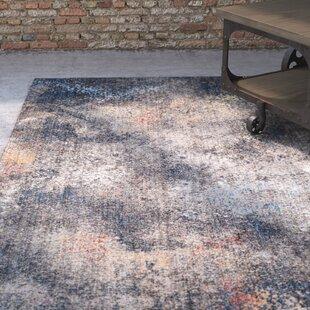 Foresta Blue/Brown Area Rug byTrent Austin Design