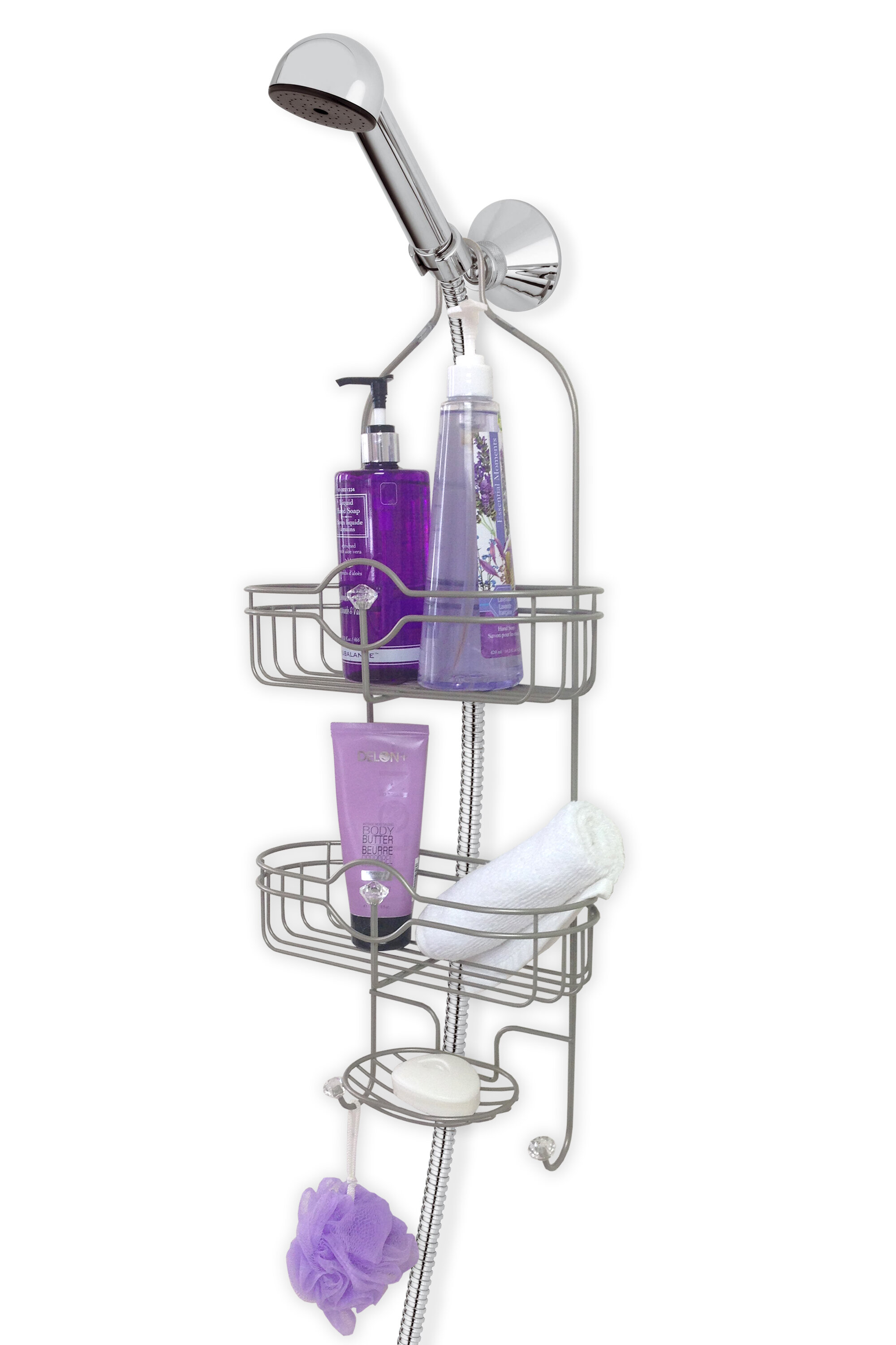Terrific Alana Shower Caddy Pdpeps Interior Chair Design Pdpepsorg
